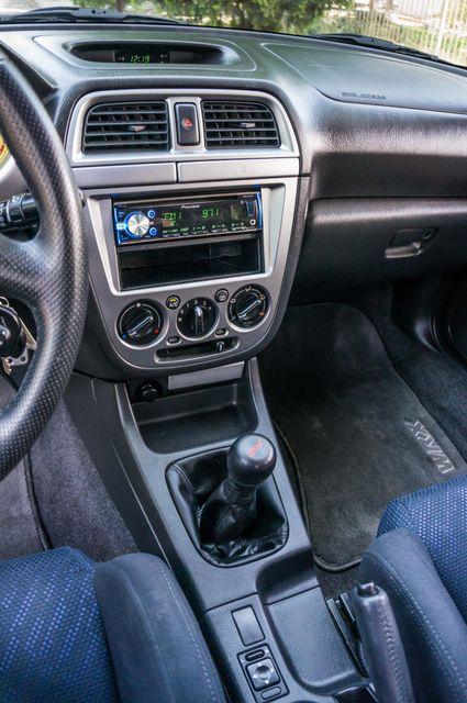 2002 Subaru Impreza WRX Reseda, CA 22