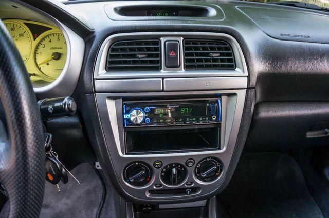 2002 Subaru Impreza WRX Reseda, CA 21