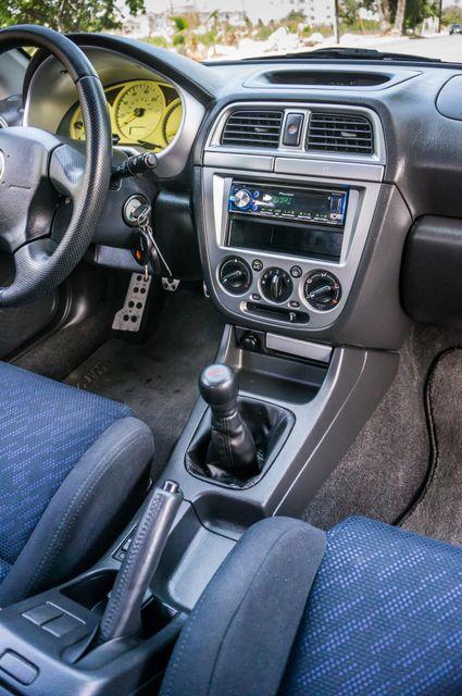 2002 Subaru Impreza WRX Reseda, CA 19