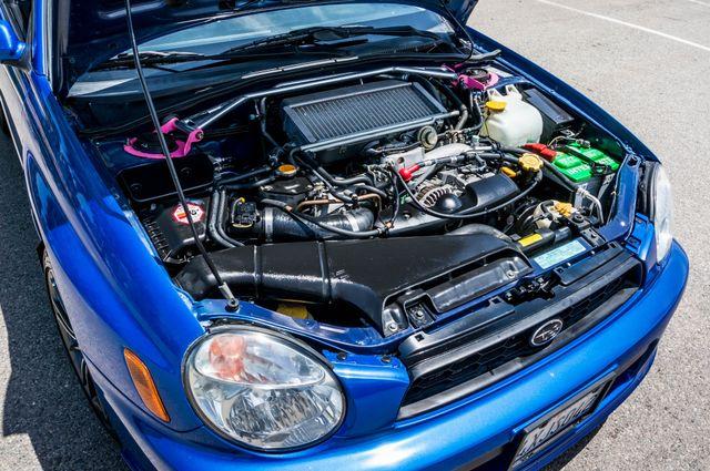 2002 Subaru Impreza WRX Reseda, CA 35