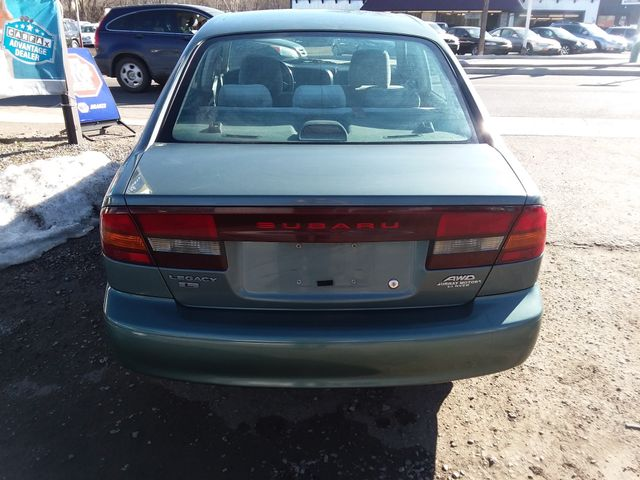2002 Subaru Legacy L Golden, Colorado 2