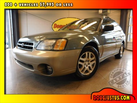 2002 Subaru Outback w/All Weather Pkg in Airport Motor Mile ( Metro Knoxville ), TN