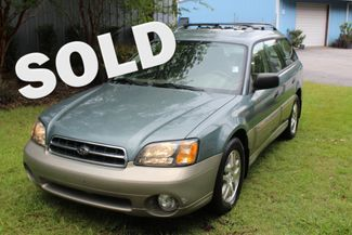 2002 Subaru Outback in Charleston SC