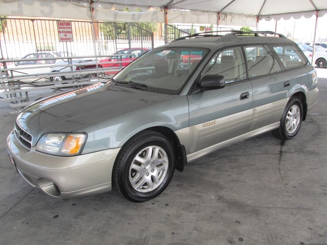 2002 Subaru Outback wAll Weather Pkg Please call or e-mail to check availability All of our ve