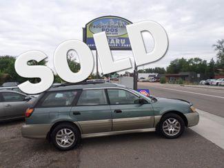2002 Subaru Outback Golden, Colorado