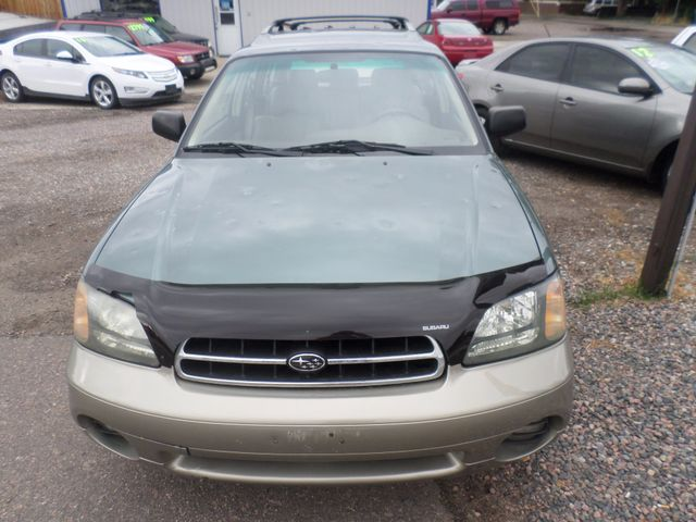 2002 Subaru Outback Golden, Colorado 1
