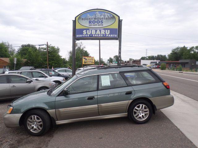 2002 Subaru Outback Golden, Colorado 2