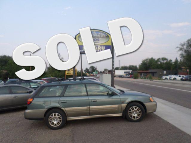 2002 Subaru Outback H6 L.L. Bean Edition Golden, Colorado 0