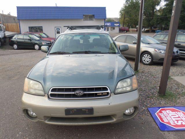 2002 Subaru Outback H6 L.L. Bean Edition Golden, Colorado 1