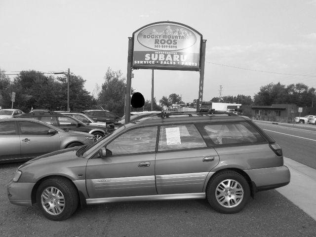 2002 Subaru Outback H6 L.L. Bean Edition Golden, Colorado 2