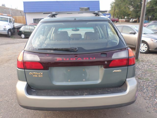 2002 Subaru Outback H6 L.L. Bean Edition Golden, Colorado 3