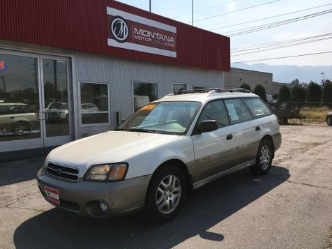 2002 Subaru Outback w/All Weather Pkg in