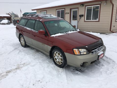 2002 Subaru Outback H6 L.L. Bean Edition in