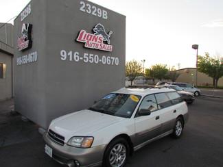 2002 Subaru Outback AWD Sacramento, CA