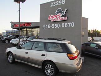 2002 Subaru Outback AWD Sacramento, CA 10