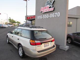 2002 Subaru Outback AWD Sacramento, CA 11