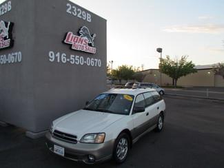 2002 Subaru Outback AWD Sacramento, CA 2