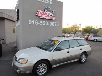 2002 Subaru Outback AWD Sacramento, CA 3