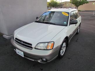 2002 Subaru Outback AWD Sacramento, CA 4