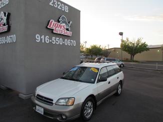 2002 Subaru Outback AWD Sacramento, CA 5