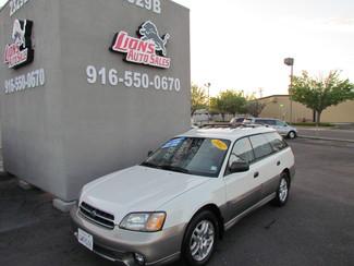 2002 Subaru Outback AWD Sacramento, CA 8