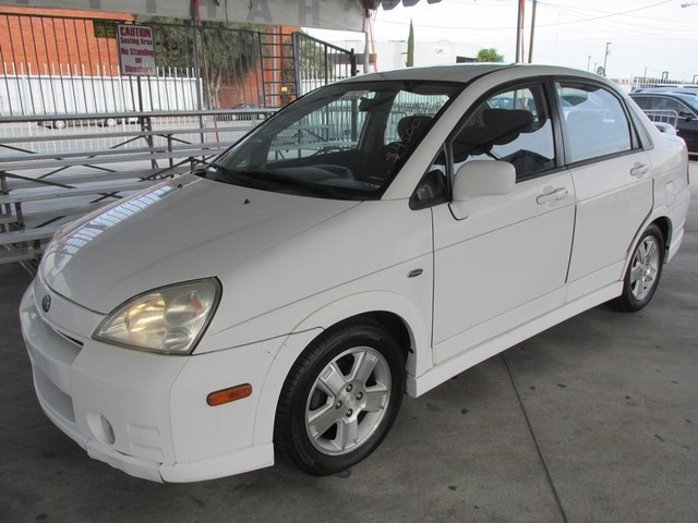 2002 Suzuki Aerio S Please call or e-mail to check availability All of our vehicles are availabl