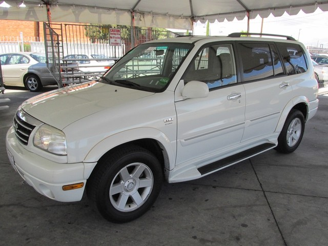 2002 Suzuki XL-7 Standard This particular Vehicle comes with 3rd Row Seat Please call or e-mail to