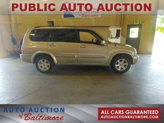 2002 Suzuki XL-7    JOPPA, MD   Auto Auction of Baltimore  in Joppa MD