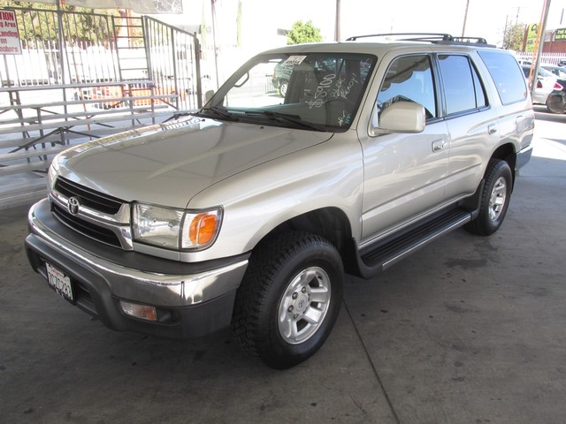 2002 Toyota 4Runner SR5 Please call or e-mail to check availability All of our vehicles are ava