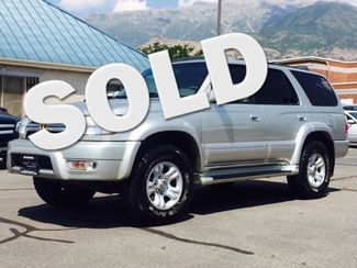 2002 Toyota 4Runner Limited LINDON, UT