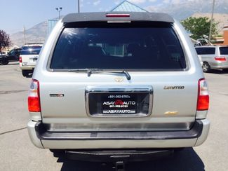 2002 Toyota 4Runner Limited LINDON, UT 3