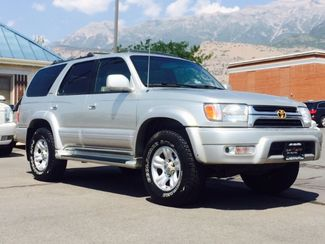 2002 Toyota 4Runner Limited LINDON, UT 4