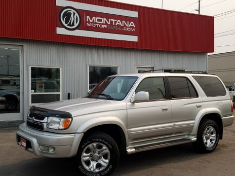 2002 Toyota 4Runner Limited in