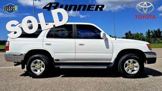 2002 Toyota 4Runner Clean CARFAX SR5 1 OWNER SUV | Palmetto, FL | EA Motorsports in Palmetto FL