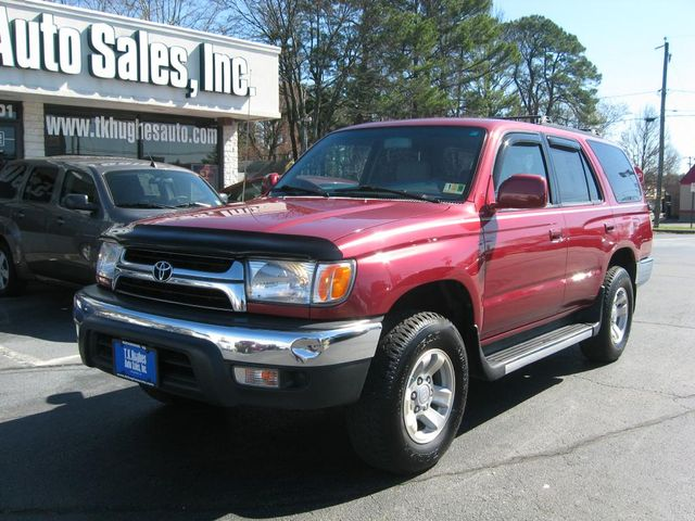 2002 Toyota 4Runner SR5 Richmond, Virginia 1