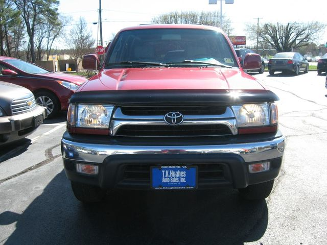 2002 Toyota 4Runner SR5 Richmond, Virginia 2