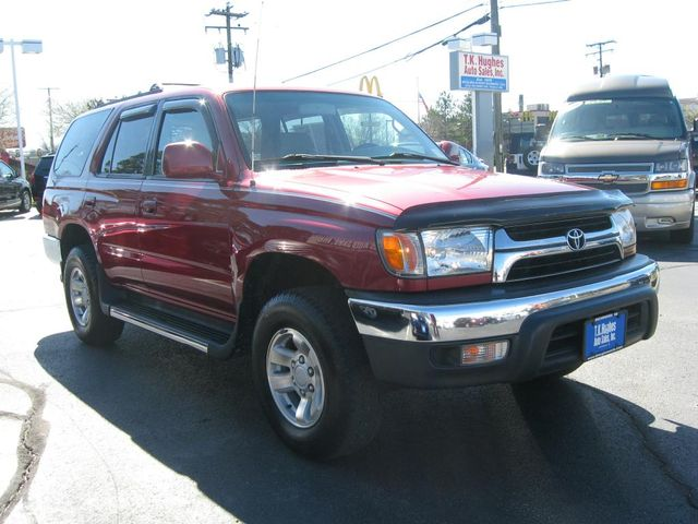 2002 Toyota 4Runner SR5 Richmond, Virginia 3