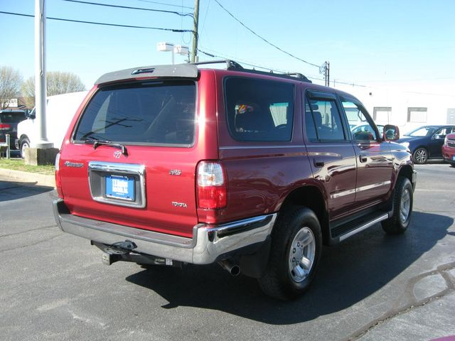 2002 Toyota 4Runner SR5 Richmond, Virginia 4