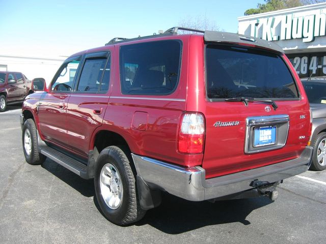 2002 Toyota 4Runner SR5 Richmond, Virginia 6