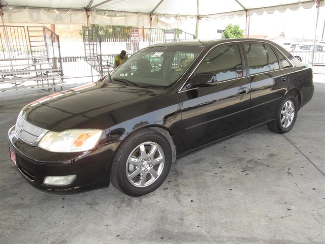 2002 Toyota Avalon XLS Please call or e-mail to check availability All of our vehicles are avai