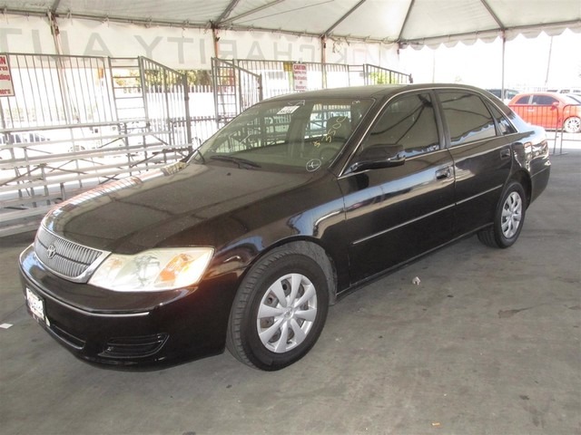 2002 Toyota Avalon XL Please call or e-mail to check availability All of our vehicles are avail