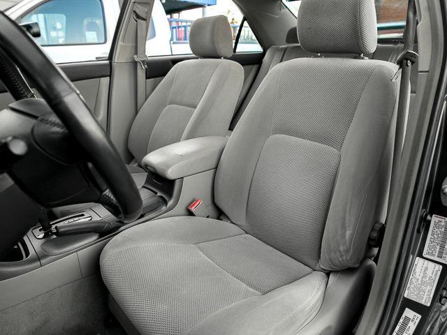 2002 Toyota Camry SE Burbank, CA 10