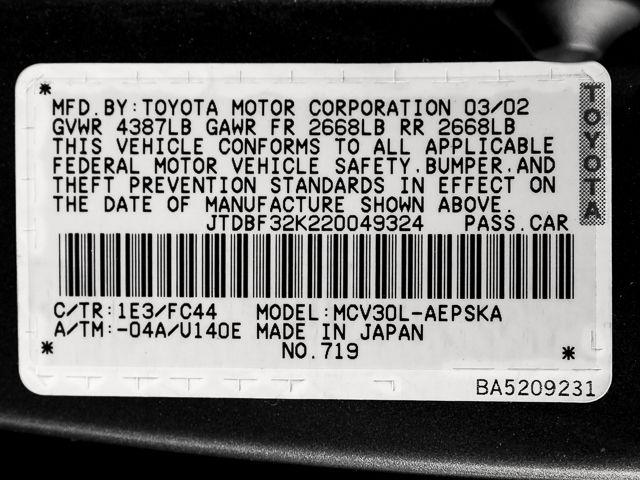 2002 Toyota Camry SE Burbank, CA 26