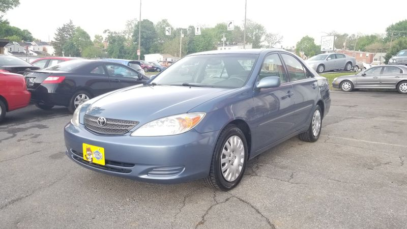 2002 Toyota Camry XLE  in Frederick, Maryland