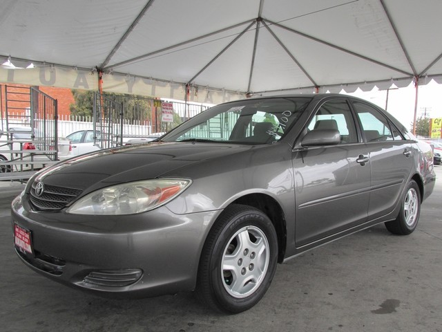 2002 Toyota Camry LE Please call or e-mail to check availability All of our vehicles are availab