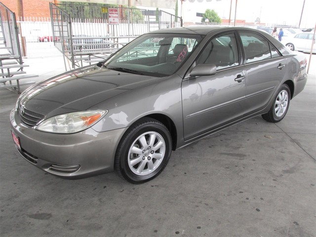 2002 Toyota Camry XLE This particular Vehicles true mileage is unknown TMU Please call or e-ma