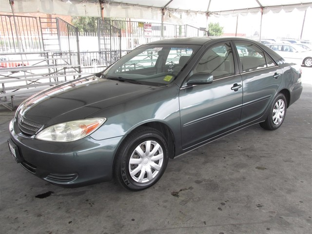 2002 Toyota Camry LE Please call or e-mail to check availability All of our vehicles are availa