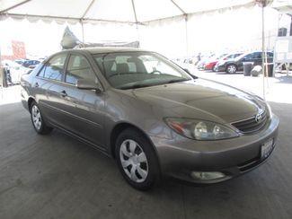 2002 Toyota Camry SE Gardena, California 3