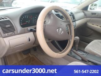 2002 Toyota Camry LE Lake Worth , Florida 4