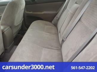 2002 Toyota Camry LE Lake Worth , Florida 6